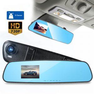 Autós tükör kamera
