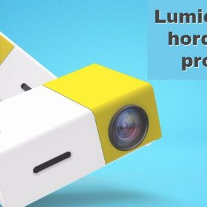 Lumio Full HD hordozható projektor