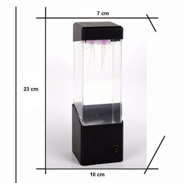 Mini medúzás lámpa – Shoppolo.hu
