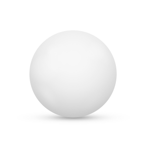 LED-es strandlabda